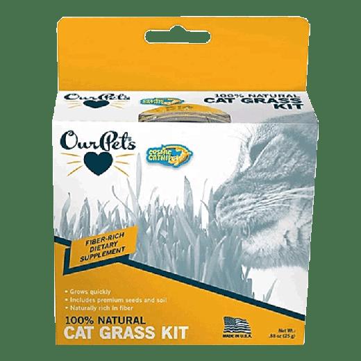 0A11782 - 4pc. per unit - Cosmic Catnip Kitty Grass