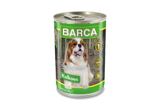 15004 - 6pc. per unit - Barca Canned Turkey