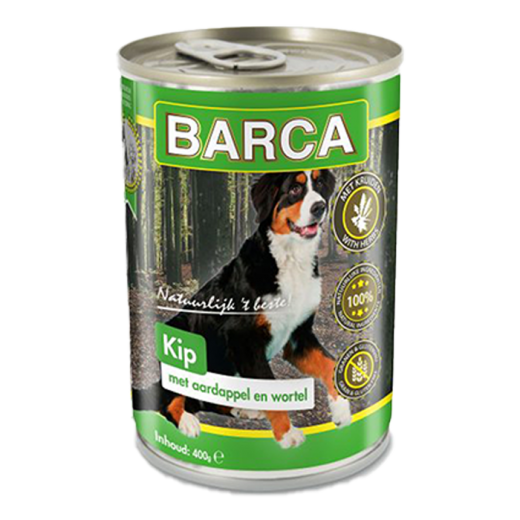 15005 - 6pc. per unit - Barca Canned Chicken with Potatoes & Carrots