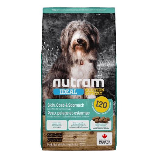 18523 – I20 Nutram Ideal Solution Support Sensitive Dog Food 6x2KG