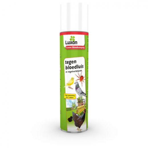 127310 - 6 pc. per box Luxan Blood Mud Spray (500 ml)