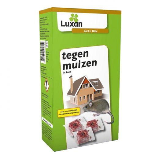 146281- 6 pc. per box Luxan Sorkil Bloc 6x(5x20gr)