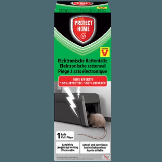 86600784 - 4pc. per box - Protect Home Rat Trap Electronic