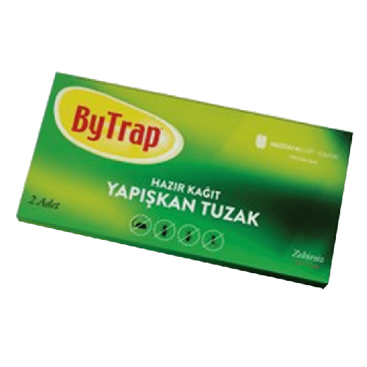 BY003 - 12pc. per box - Bytrap Ready Sticky Trap