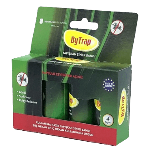 BY005 - 24pc. per box - Bytrap Sticky Fly Band