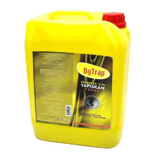 BY006 - Bytrap Fly Adhesive CAP 5 Liter