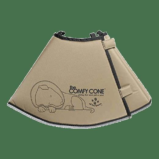 CCXLT - Comfy Cone Extra Large Tan 30cm