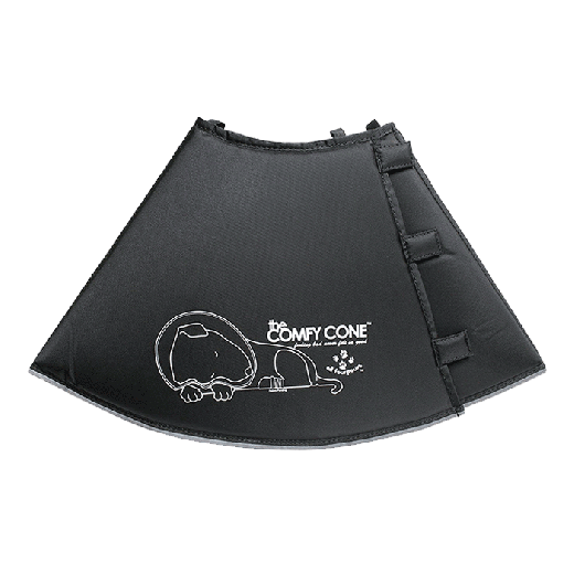 CCXL - Comfy Cone Extra Large Black 30cm
