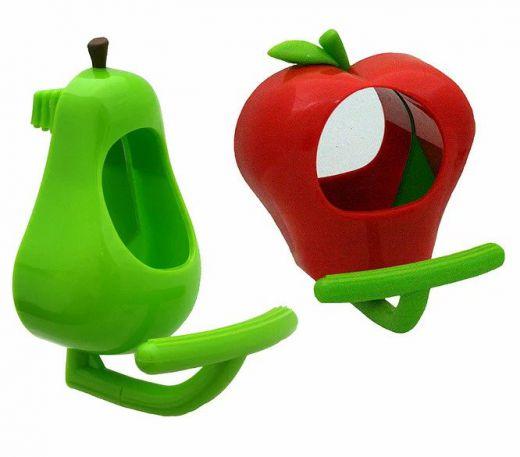 FY053 - 3pc. per unit - Beaks Fruit Mirror Perch