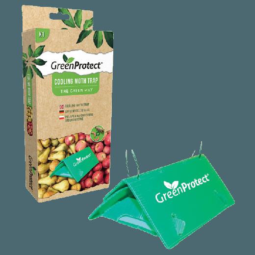GPCDMT1 – 12pc. per box – Green Protect Codling Moth Trap