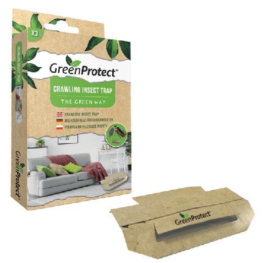 GPIT1 – 12pc. per box - Green Protect Crawling Insect trap