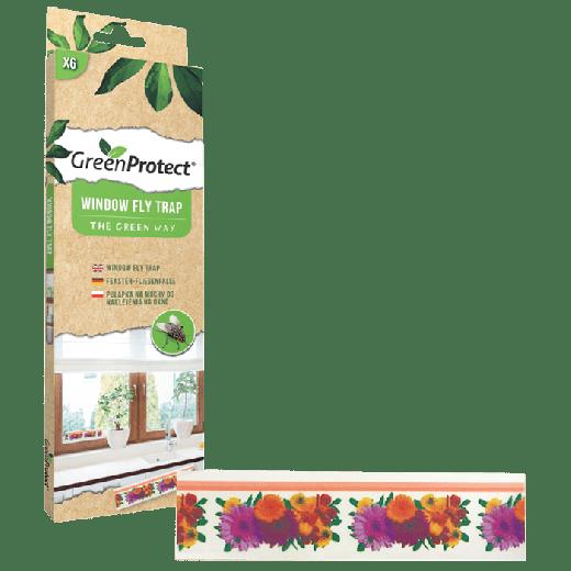 GPWFT1 – 12pc. per box – Green Protect Window Fly Trap