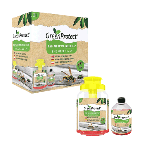 GPWTR1 – 1pc. per box – Green Protect Wasp and Flying Insect Trap Refill
