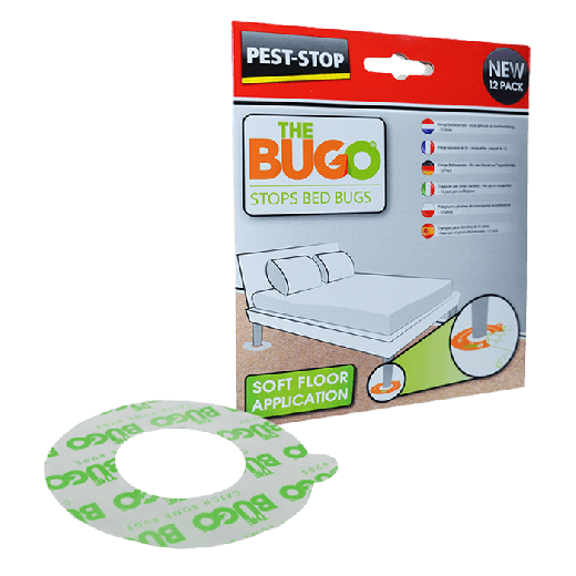PSBC - 12pc. per box - Pest-Stop The Bugo Soft Floor