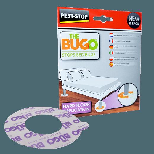 PSBH - 12pc. per box - Pest-Stop The Bugo Hard Floor