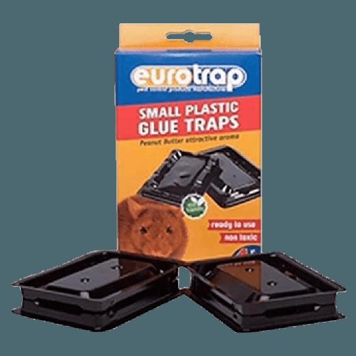 SPGT - 10pc. per box - Eurotrap Small Plastic Gluetray Traps
