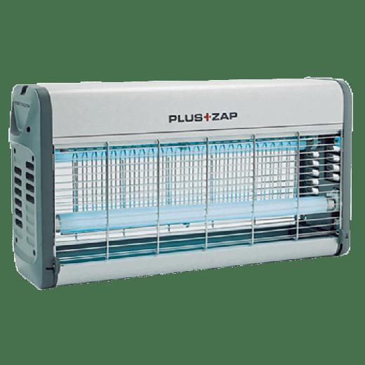 ZE122 - PlusZapTM, 30 watt, Aluminium